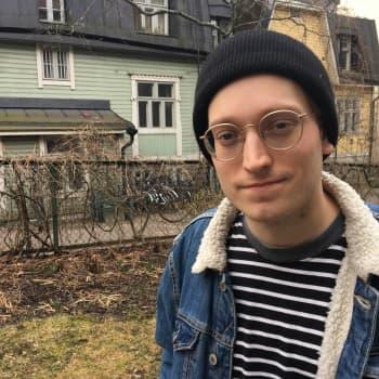 Lördagsgäst: Axel Åhman