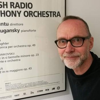 Klasarikapina - orkesterijärjestäjä Heikki Tikka