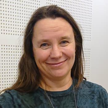 Toimittaja Minna Pyykkö haluaa kertoa luonnon ihmeellisyydestä