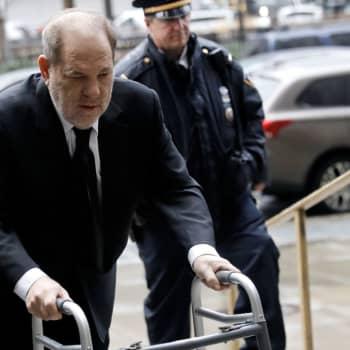 Heli Tamminen om Weinstein-domen
