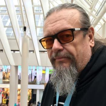 Markus Selin rakastaa elokuvissa onnellisia loppuja