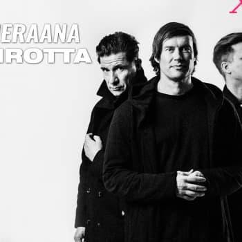 Atomirotta vieraana: Albumiennakko Rane Raitsikan ja Mikko Sarjasen kanssa