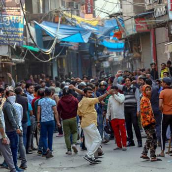 Intian levottomuudet pahenevat - Johtaako Intian uusi kansalaisuuslaki muslimit ja hindut ilmiriitaan?