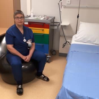 Synnytyspelon voi voittaa