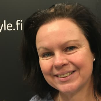 Lördagsgäst: Ann-Luise Bertell