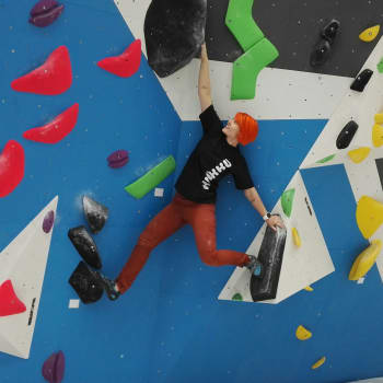 Mikkelissä uusi boulder-seinä kerää kiitosta harrastajilta