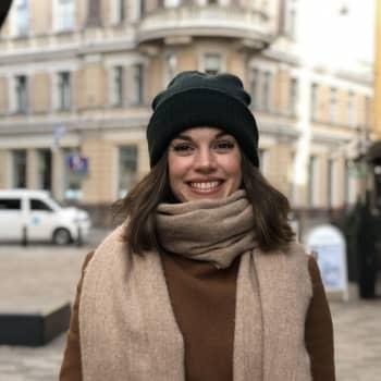 Finlands lucia 2019 Sara Ray trodde länge att hon duger endast om hon presterar
