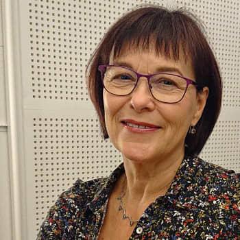 Radiossa on paremmat kuvat kuin televisiossa, sanoo tuottaja Maarit Lehtonen.