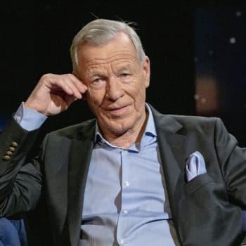 Anders Wiklöf - kungen av Åland föredrar att kallas murarens son