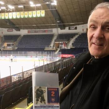 """Kiekkolegenda Kalevi """"Kallu"""" Numminen juhlii 80-vuotispäiväänsä"""