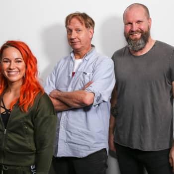 Uusi suomalainen superbändi hämmensi, kaikuja Ultra Brasta ja A-hasta