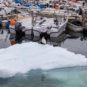 Kilpajuoksu arktiselle alueelle kiihtyy