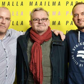Miten kasvatetaan jääkiekkoilija? – vieraana Matti Honka