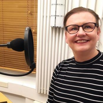 Yle haluaa olla läsnä ihmisten arjessa, sanoo Yle Tapahtumien vastaava tuottaja Marja Mäki-Reinikka