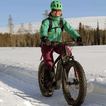 Talvipyöräilyilta