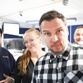 Kallen Kantapöytä: Miksi revimme pelihousumme Elovena-tytöstä tai kasvisproteiinipihvistä?