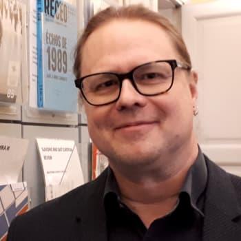 Miten on sujunut Tšekin matka EU:hun ja EU:ssa, koulutusohjelmajohtaja Jouni Järvinen?