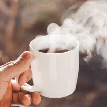 Kahvihetkiä, osa 4: Elämäni ensimmäinen kahvikuppi