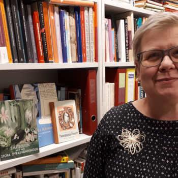 Mia Österlund om Mumin som fyller 75