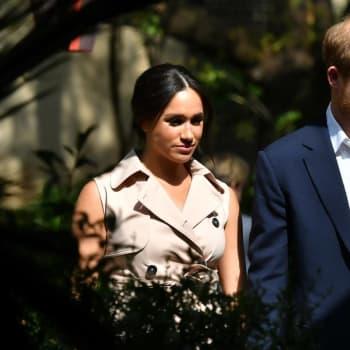 """""""Kuningashuone ei halua Prinssi Harrystä ja Herttuatar Meghanista uhreja tai marttyyreja"""""""