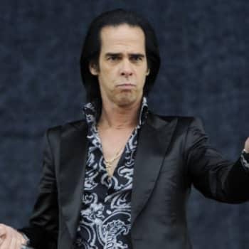 Nick Cave - en dans på vilda rosor