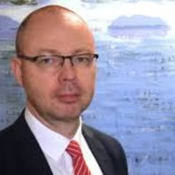 Jyväskylän kaupunginjohtaja Timo Koivisto 50 vuotta