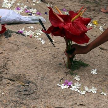 SPR:n asiantuntija: vuoden 2004 tsunamin aikainen auttamishalu oli käsittämätöntä
