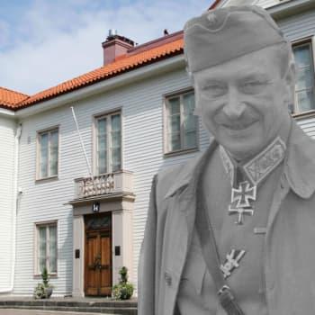 Mannerheimmuseet förr och idag