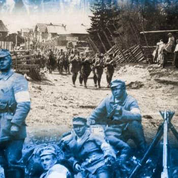 Osa 3: Aunuksen sotaretkellä Suur-Suomea rakentamassa