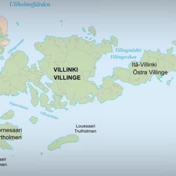 Villinki – Metsäinen saari Itä-Helsingissä – Turun ja Viipurin välissä