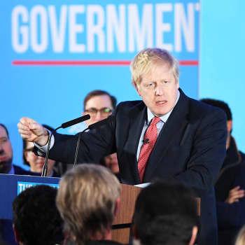 Konservatiivipuolueelle selkeä voitto Britannian vaaleissa - Mitkä ovat Brexit-prosessin seuraavat askeleet?