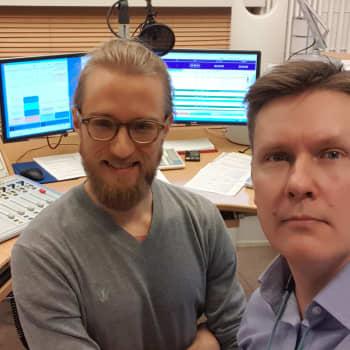 Kun käsky käy, uutiskuvaaja Jani Saikko lähtee joko Mannerheimintielle tai Marshallinsaarille