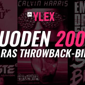 Vuoden 2009 parhaan Throwback-biisin äänestyksen Top 20 -tulokset selviävät itsenäisyyspäivän viisituntisessa lähetyksessä