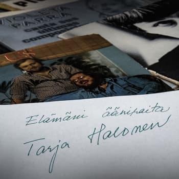 Tarja Halosen musiikkivalinnoissa kuuluu sukupolvikokemus