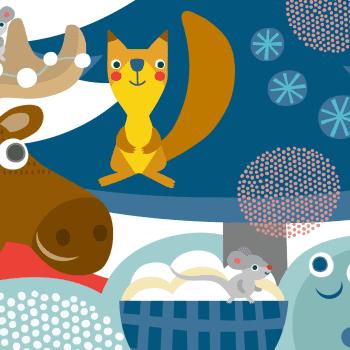 Oravan jättiajatus