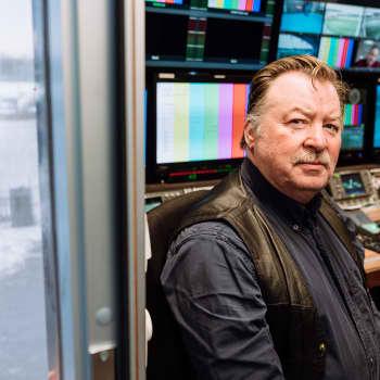 """Käyttömestari Jouni Salonen: """"Teemme ohjelmaa yhtä hyvin, katsoo sitä kymmenen ihmistä tai sata miljoonaa"""""""
