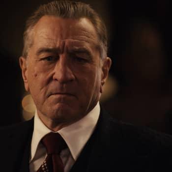 Är Scorseses nya film The Irishman ett mästerverk?