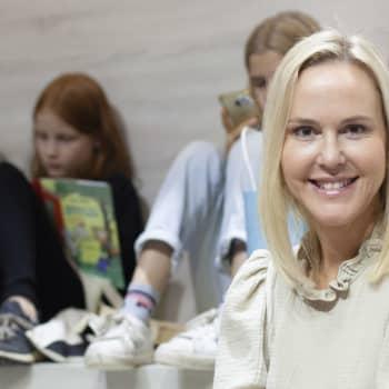 Samtal med Camilla Grebe om Skuggjägaren