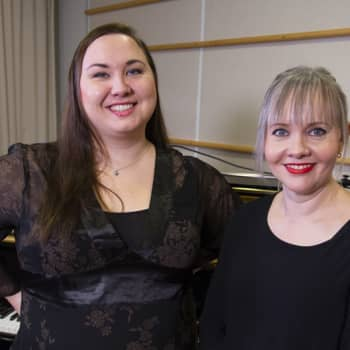 Sopraano Maria Turunen kertoo laulullaan oman elämänsä tarinaa