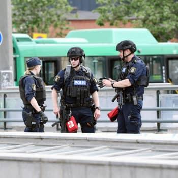 Nuori ammuttiin taas - saadaanko järjetön väkivalta loppumaan Ruotsissa?