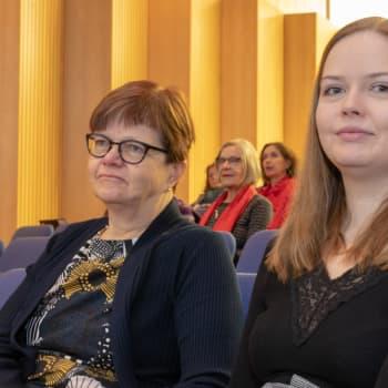 Kalle Päätalon Iijoki-sarja oli isällekin terapiaa, sanoo tytär Riitta Päätalo