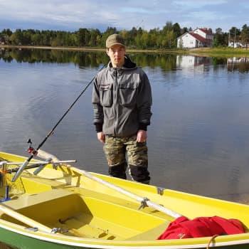 Kalastus kuuluu kolttasaamelaisuuteen