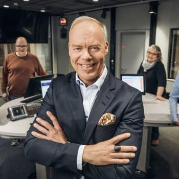 """Neljän lapsen isä Juha Itkonen: Kotona tehtävä """"metatyö"""" ei ole työtä – vaan vain elämää"""