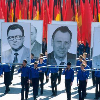 DDR:n eliittikoulun salaisuudet