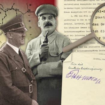 Osa 2: Saksan ja Neuvostoliiton etupiirijako vetää Suomen talvisotaan
