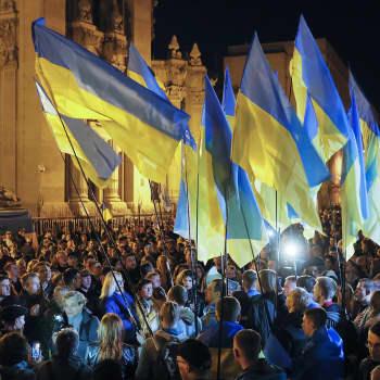 Voiko uusi presidentti edistää rauhaa Ukrainassa?