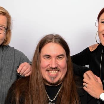 Antti Railio: Queen-duetto Adam Lambertin kanssa olisi huippu!