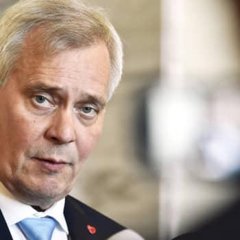 Mikä on totuus hallituksen työllisyyspolitiikasta - pääministeri Antti Rinne puolustaa valittua linjaa