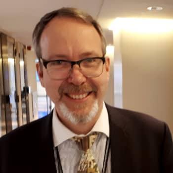 Mihin ja kuinka isoihin ongelmiin maailmankauppa on törmäämässä Pasi-Heikki Vaaranmaa ulkoministeriöstä?
