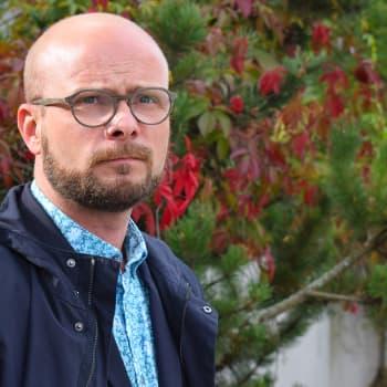 Kalle Ahti palveli Utössä, kun Estonia upposi 25 vuotta sitten